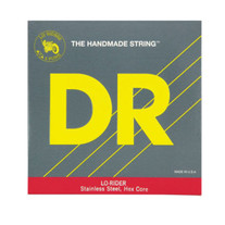 DR LH540 Lo-Rider Tapered Stainless Steel 5-String Bass Strings 40-120