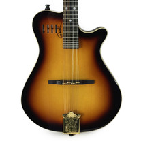 Godin A8 Acoustic Electric Mandolin in Cognac Burst