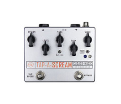 Cusack Music Tap-A-Scream Tap Tempo Overdrive Guitar Pedal