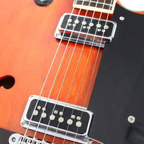 used dearmond by guild t400 hollow body electric guitar tennessee Manson 12 String Bass used dearmond by guild t400 hollow body electric guitar tennessee orange