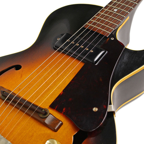 Used 1953 Gibson Es 140 3 4 Hollow Body Electric Guitar