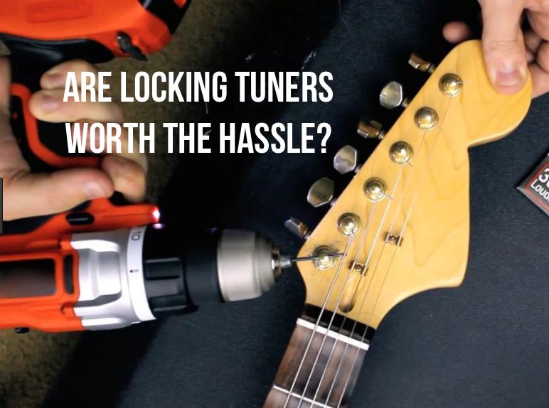 Locking Vs Traditional Tuners Worth The Hassle Cream City Music