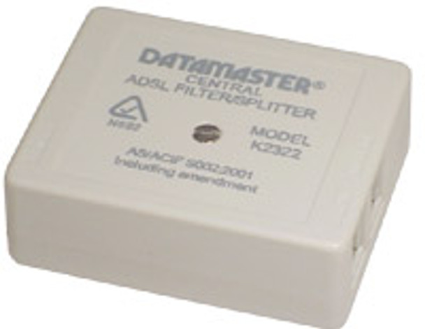 Adsl Central Filter/Splitter - K2322ASH