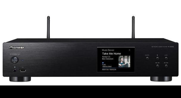 Pioneer Network Audio Player - N30AE