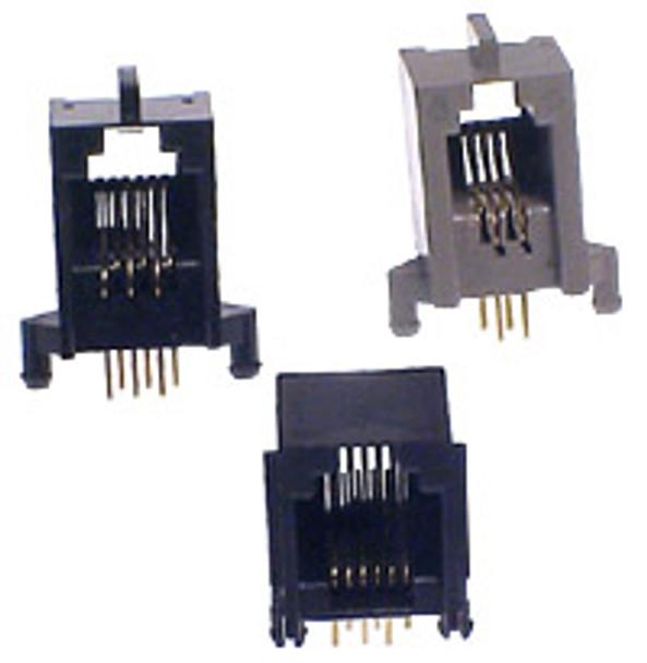 8P8C Skt PCB Mount 70 Per Tray - P1350GRY