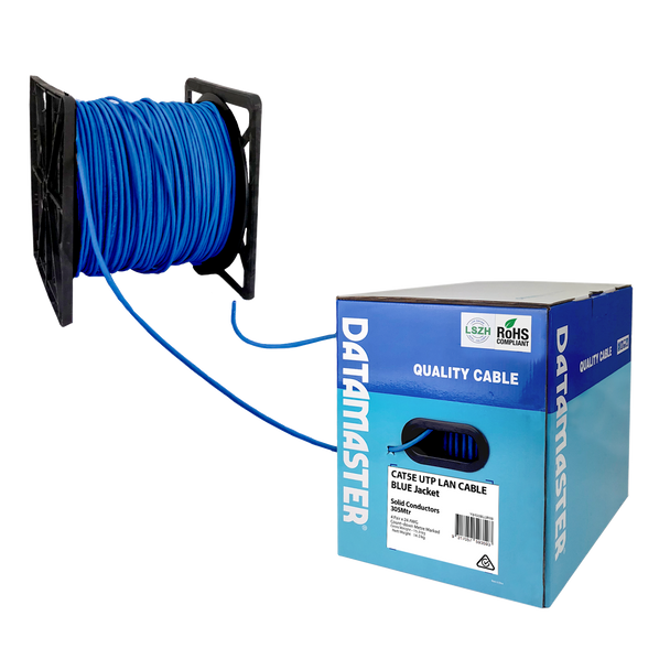 Reel in Box cat5e ethernet cable