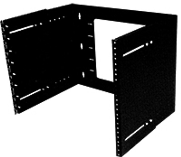 4RU 19 Wall Frame Hinged & Adjustable