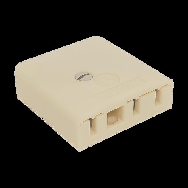 Socket 610W Ivory - P6105