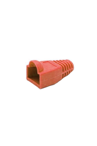 Boot Cat-5 6mm Red - P7850RED