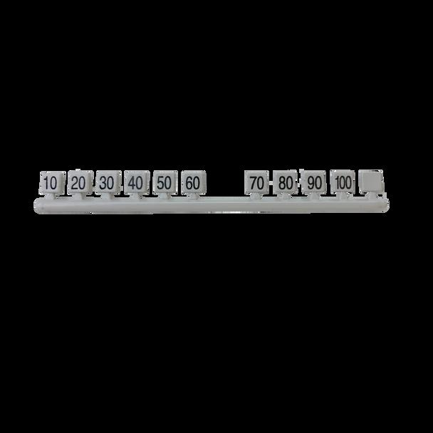10-100 Pair Marker Plug - P8716