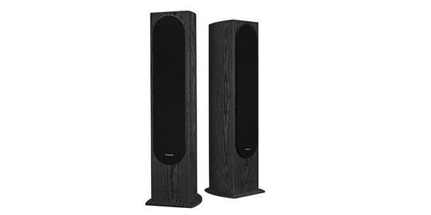 Pioneer Single Floorstanding Loudspeaker Designed by Andrew Jones - SPFS52