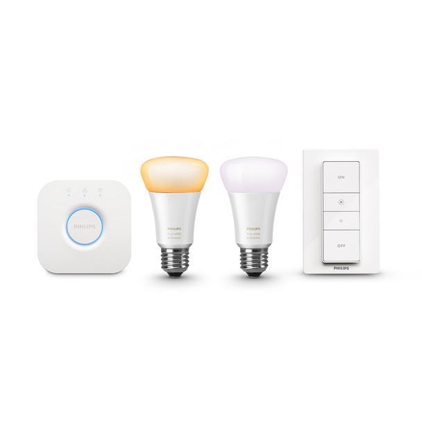 Smart Lighting Philips HUE Starter Kit