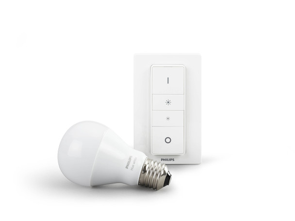 Smart lighting Philips HUE Dimmer kit