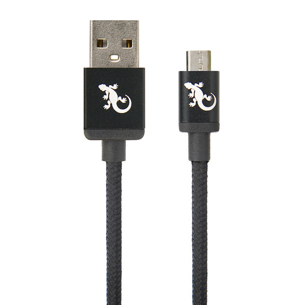 Gecko Tradie Tough - Braided USB to Micro Cable