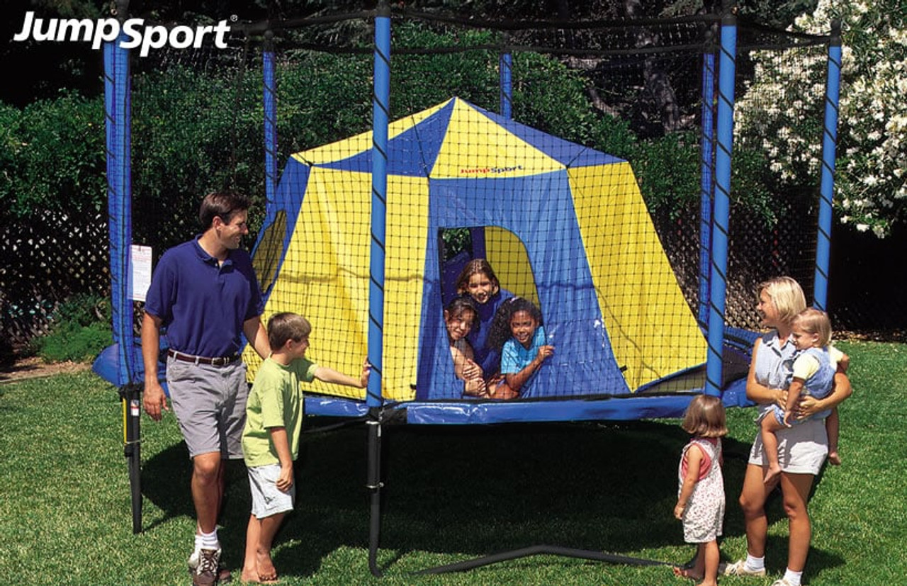BigTop Tr&oline Tent & Trampoline Tent