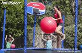 "Gigantic Fun Ball •— Red 40"""