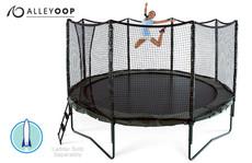 AlleyOOP PowerBounce 14' Trampoline with Enclosure