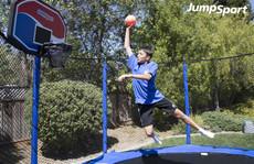 ProFlex Basketball Refresh Bundle (Hoop, Net, Hardware, Ball)