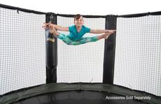 Trampoline Arena Pads for Vertical Enclosure Poles