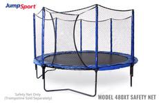 Model 480XT Trampoline Safety Net Enclosure