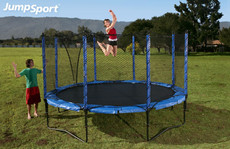 Model 480XT Trampoline Safety Net Enclosure