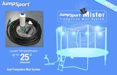 Trampoline Mist System