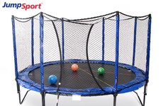 Trampoline Game and Party Pak