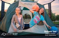 AlleyOOP 12' Trampoline with Enclosure