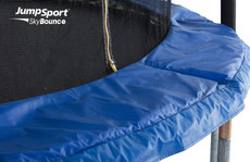 JumpSport SkyBounce 10' Trampoline with Enclosure