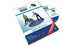 DVD  PlyoFit Agility Workout: Carver/McCormick.