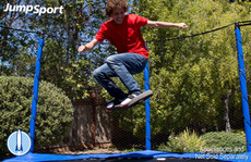 PowerBounce 14' Trampoline with Enclosure
