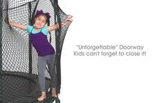 Original AlleyOOP PowerBounce 10' Trampoline with Enclosure
