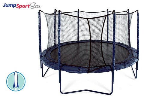 Elite PowerBounce 14' Trampoline with Enclosure