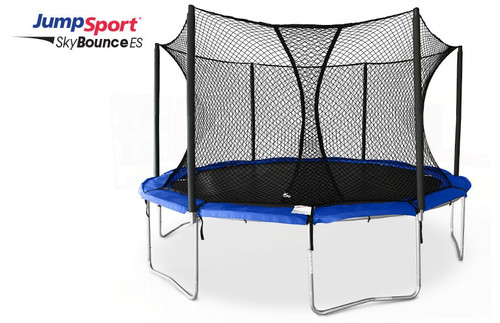JumpSport SkyBounce ES 14' Trampoline with Enclosure