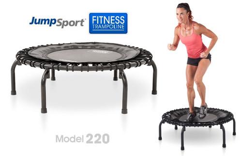 Model 220 Fitness Trampoline