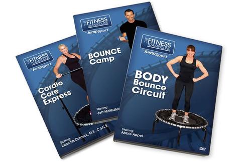 3-in-1 Workout DVD Bundle