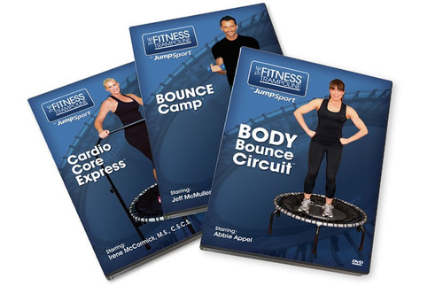 3-in-1 Workout DVD Bundle