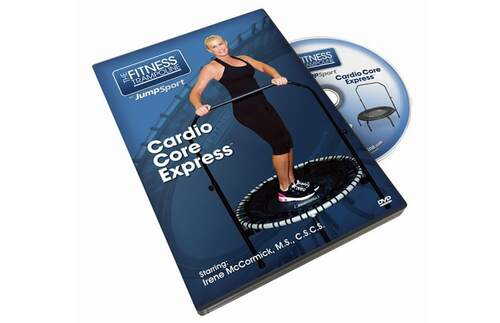 Cardio Core Express DVD