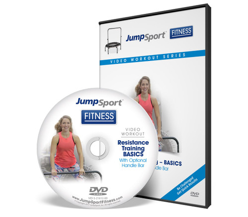 Resistance Training – BASICS with Optional Handle Bar