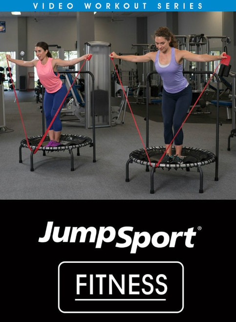 Streaming JumpSport Fitness Trampoline Workout Videos