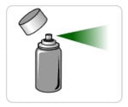 Trampoline Touch Up Paint •— AlleyOOP Dark Green