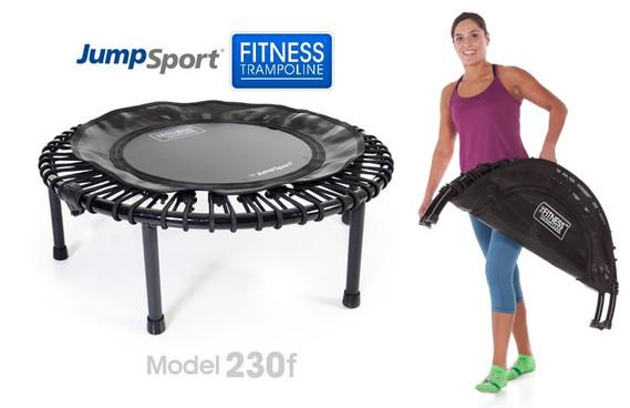 Model 230f (folding) Fitness Trampoline