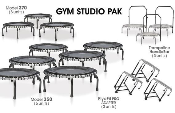 Gym Studio Training Pak