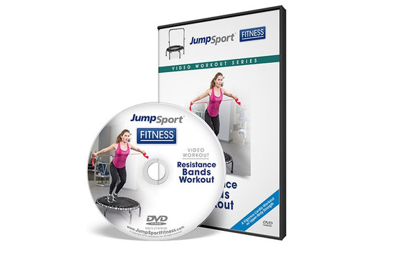 Resistance Band Cardio Workout DVD