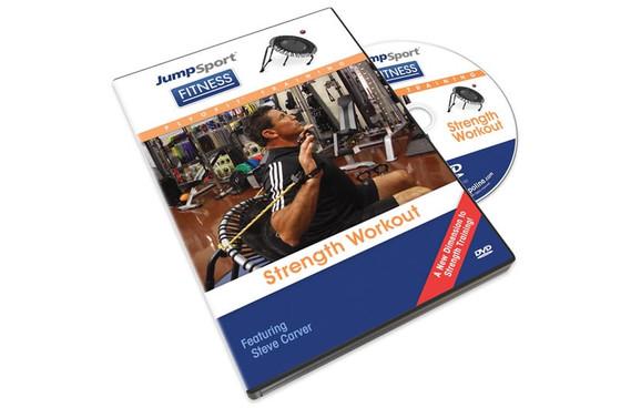 DVD  PlyoFit Strength Workout: Carver