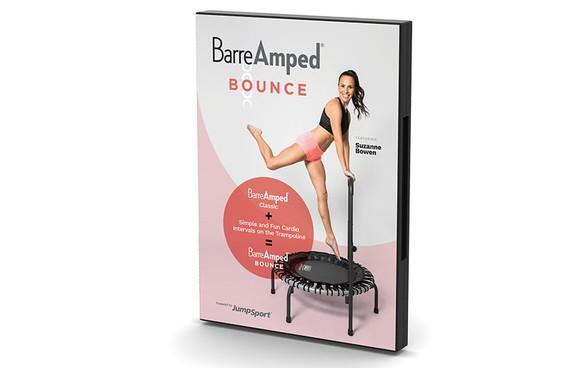 BarreAmped Bounce DVD