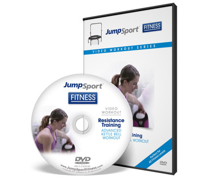 Resistance Training Advanced Kettle Bell Workout DVD