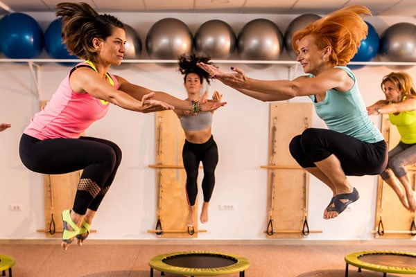 Trampoline Fitness is Here for the Long Run