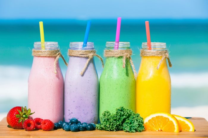5 Healthy Smoothies You Can't Resist This Summer