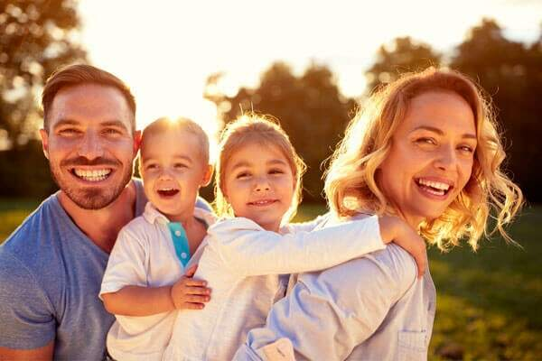 Family Fitness Can Instill Healthy Habits